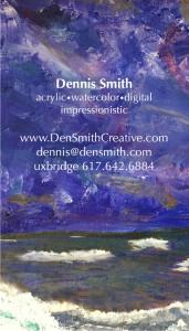 Dennis Smith Artist Card