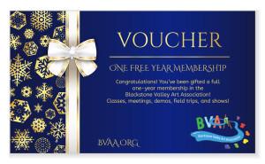 BVAA Gift Certificate