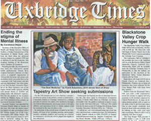 New Uxbridge Times - Oct 2015
