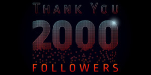 2000followers